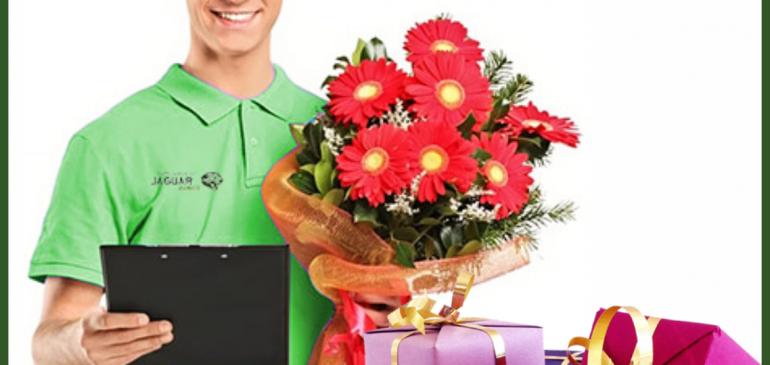 Цветы, подарки